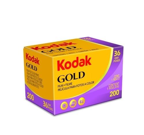 Kodak Gold 200 GB 135-36 Film