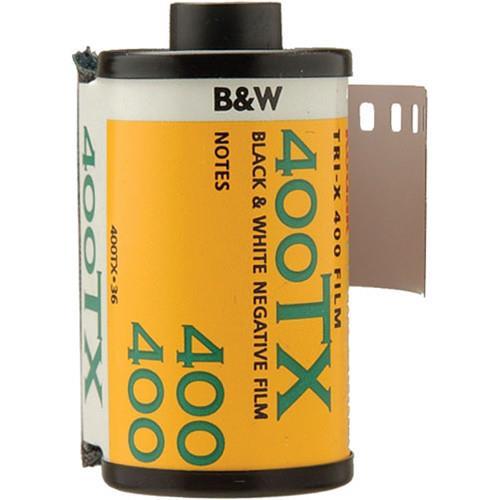 Kodak TRI-X 400 35mm 36 Exposure