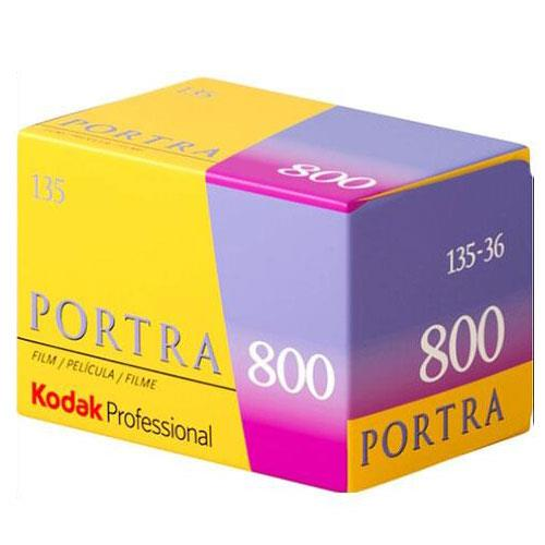 Kodak Portra 800 135-36 Film
