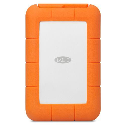 LaCie Rugged RAID PRO STGW4000800 Hard drive array - 2 bay - 2 x 2 TB