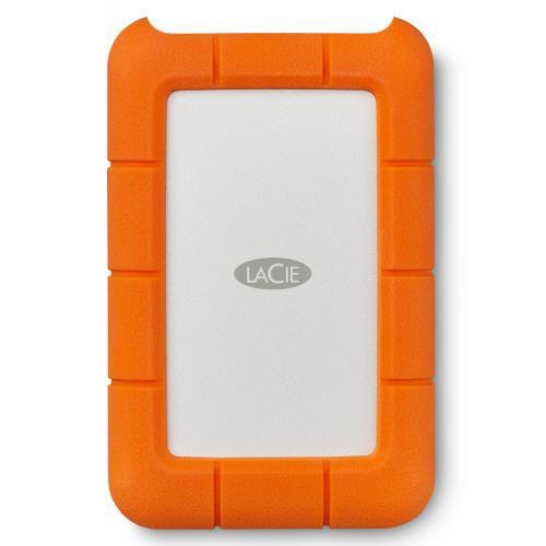 LaCie Rugged USB-C 5 TB External HDD - USB 3.1 Gen 1 - USB -C