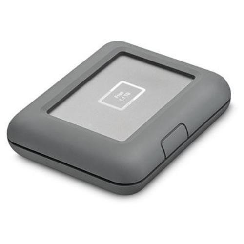 LaCie CoPilot STGU2000400 - Data storage wallet -  2 TB - EX Display