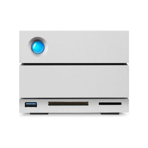 LaCie 28TB 2big Dock Thunderbolt 3 External HDD