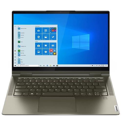 Lenovo Yoga 7i Dark Moss i7 1165G7 512 SSD 14-inch Touchscreen Laptop