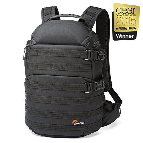 Lowepro ProTactic 350 AW Camera and Laptop Backpack - Black