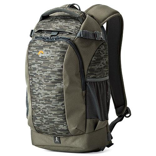 Lowepro Flipside 200 AW II Backpack in Pixel Camo