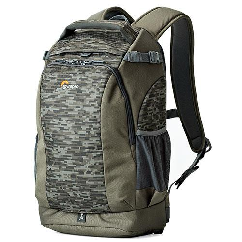 Lowepro Flipside 300 AW II Backpack in Pixel Camo