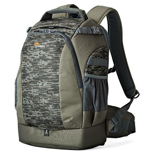 Lowepro Flipside 400 AW II Backpack in Pixel Camo