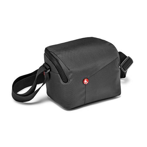 Manfrotto NX Shoulder Bag for CSC + Lens - Grey