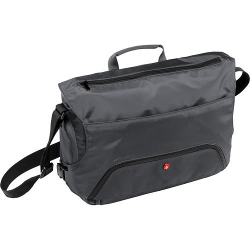 Manfrotto Advanced Befree Messenger Bag in Grey