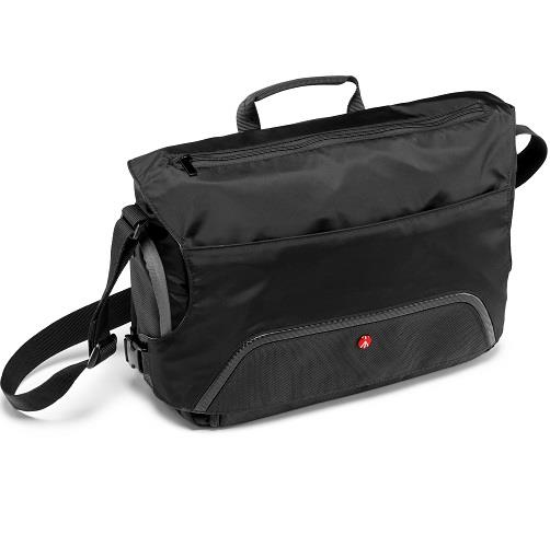 Manfrotto Advanced Befree Messenger Bag in Black