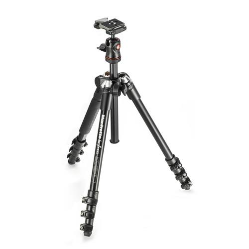 Manfrotto Befree Compact Travel Tripod