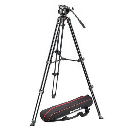 Manfrotto 500 Twin Leg Video System