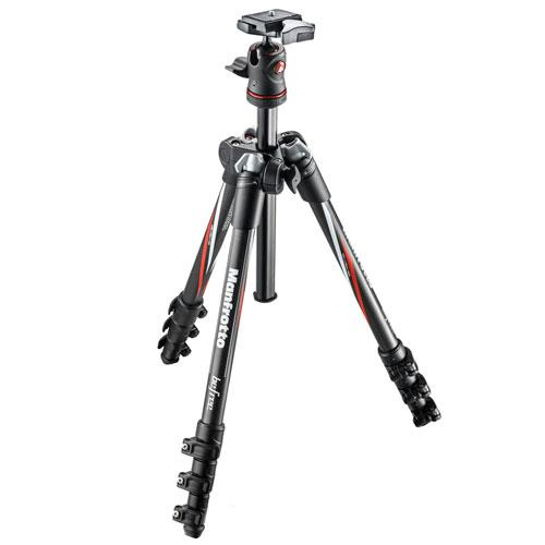 Manfrotto Befree Carbon Fibre Travel Tripod with Ball Head