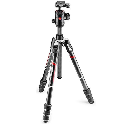 Manfrotto Befree GT Carbon fibre Tripod