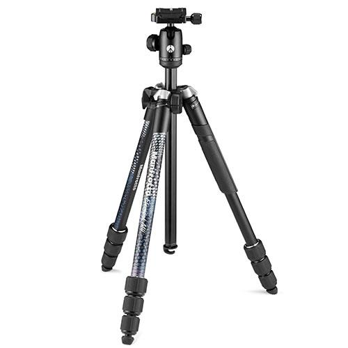 Manfrotto Element MII Aluminium Tripod in Black