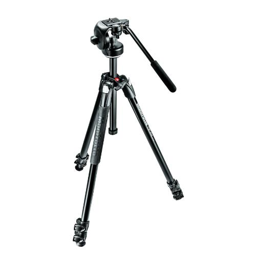 Manfrotto 290 Xtra Video kit with 2 way head