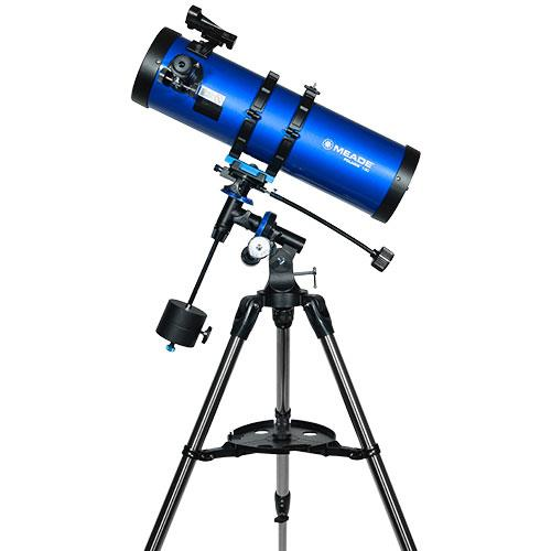 Meade Polaris 130 EQ3 Reflector Telescope