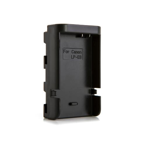 NanGuang NGBP02 Battery Adapter Plate for Canon LP-E8