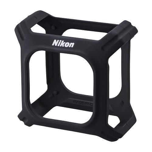 Nikon Silicone Jacket Black for KeyMission 360 Action Cam - Black