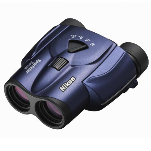 Nikon Sportstar Zoom 8-24x25 Dark Blue Binocular