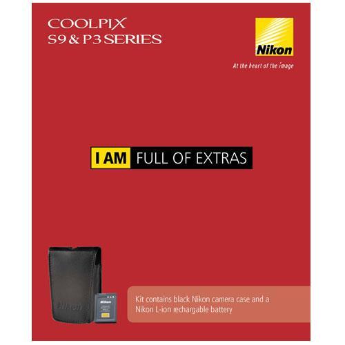 Nikon Coolkit for Nikon S9 & P3 Series Cameras