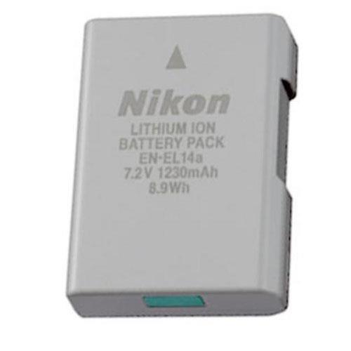 Nikon EN-EL14a Li-ion Battery - Ex Display