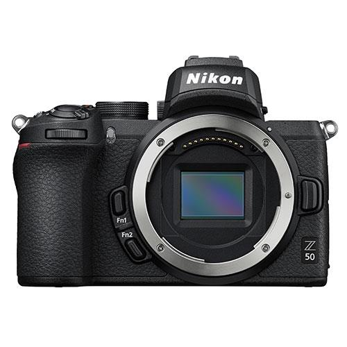 Nikon Z 50 Mirrorless Camera Body
