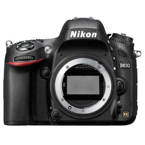 Nikon D610 Digital SLR Body