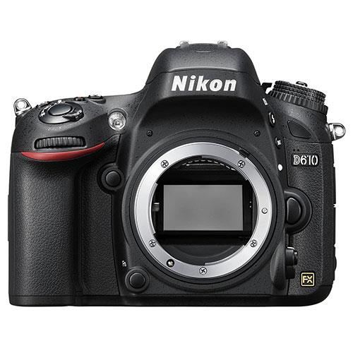 Nikon D610 Digital SLR Body - Ex Display