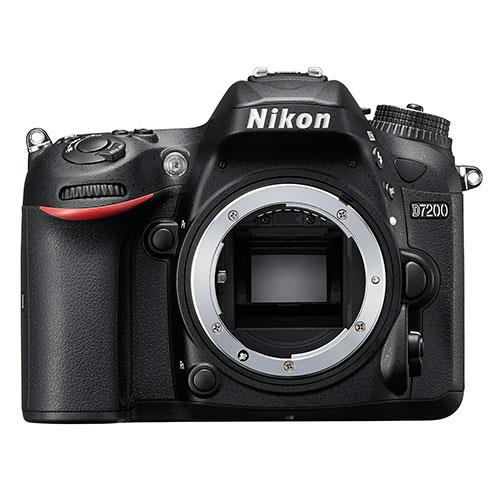 Nikon D7200 Digital SLR Body