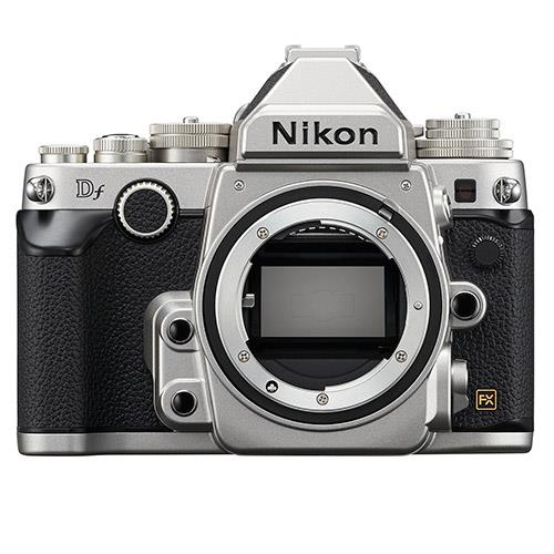 Nikon DF Digital SLR Body in Silver