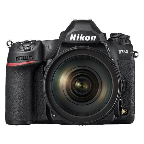 Nikon D780 Digital SLR with AF-S 24-120mm f/4 G ED VR Lens