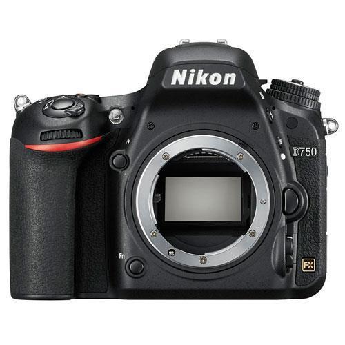 Nikon D750 Digital SLR Body - Ex-Display