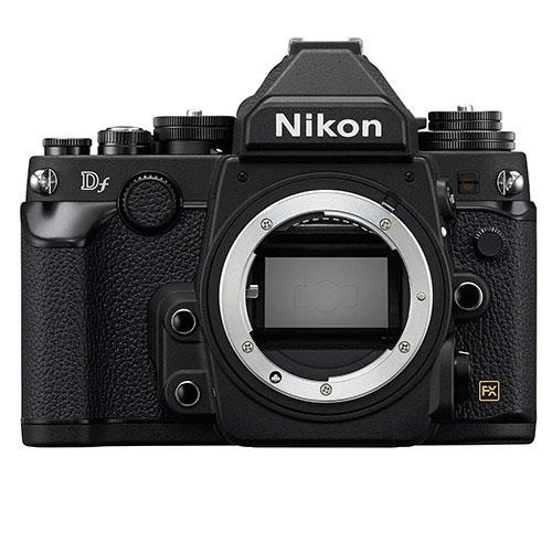 Nikon DF Digital SLR Body in Black - Ex Display