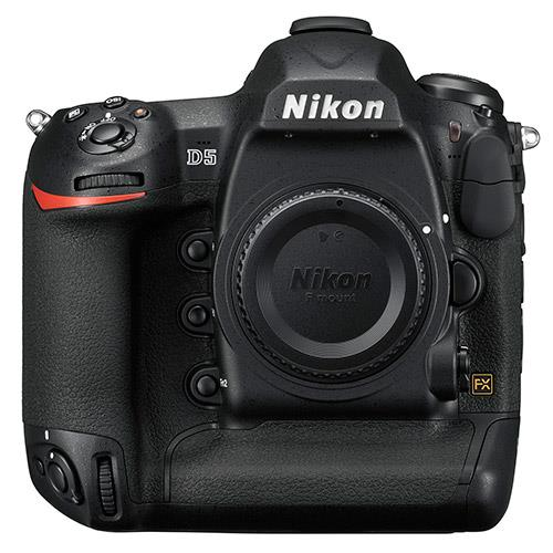 Nikon D5 Digital SLR Body Only - Dual XQD - Ex Display