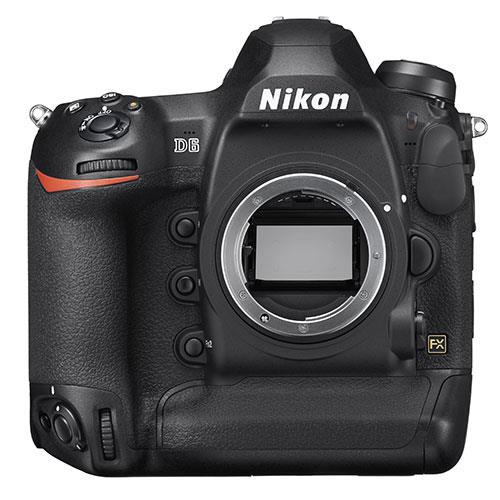 Nikon D6 Digital SLR Body
