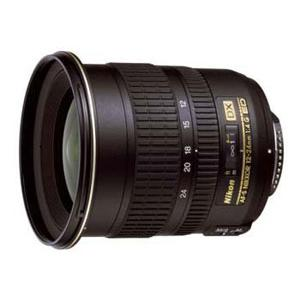 Nikon 12-24mm AF-S f/4G ED-IF DX Lens
