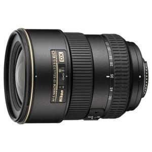 Nikon AF-S NIKKOR 17-55mm DX f/2.8G IF-ED Lens