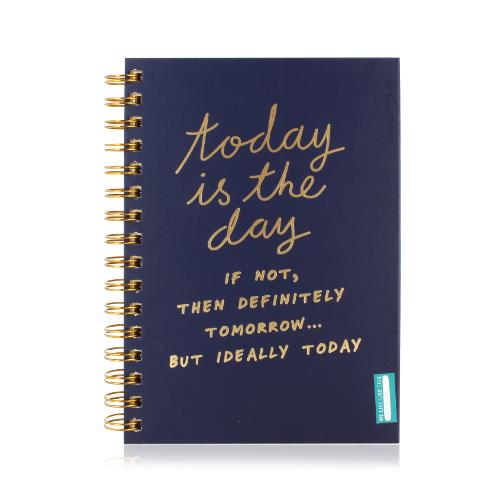NPW Today is the day Notebook