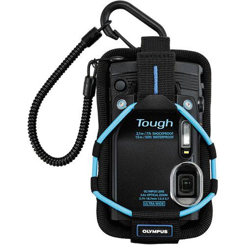 Olympus Sport Holder for Tough cameras - Blue CSCH 123
