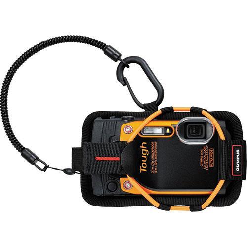Olympus Sport Holder for Tough cameras - Orange CSCH 123