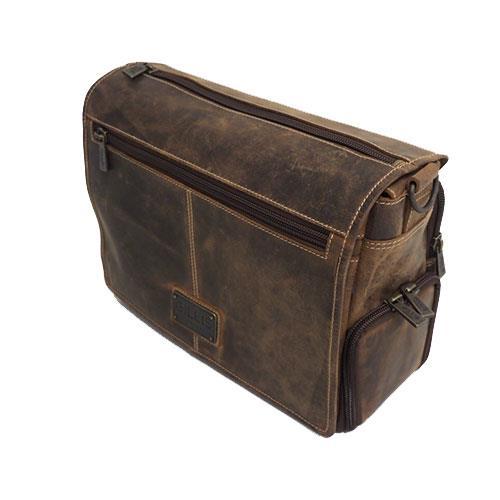 Olympus Gillis Premium Leather Bag