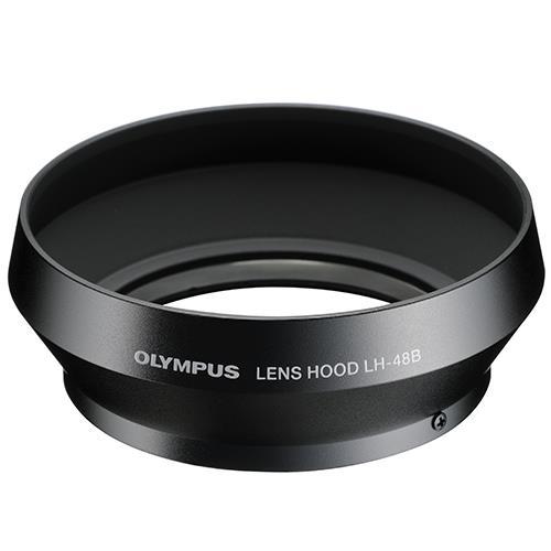 Olympus Lens Hood LH-48B in Black