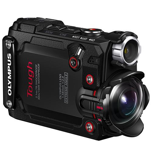 Olympus TG-Tracker Action Cam in Black