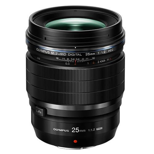 Olympus M.Zuiko Digital ED 25mm f/1.2 Pro Lens