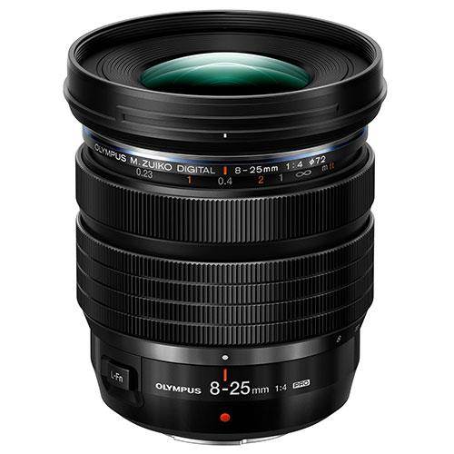Olympus M.Zuiko 8-25mm f4.0 Pro Lens