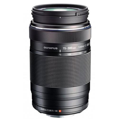 Olympus M.Zuiko Digital ED 75-300mm f/4.8-6.7 II Lens - Ex Display