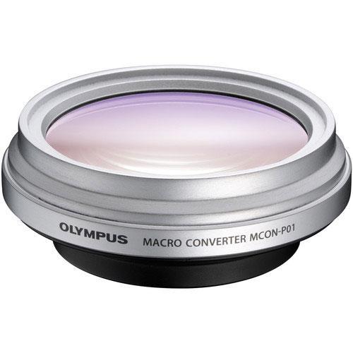 Olympus MCON-P01 Macro Converter Lens