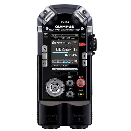 Olympus LS-100 STD Edition Audio Recorder